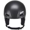 UVEX jimm - Casco esquí - negro